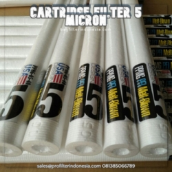 Cartridge Filter 5 Micron Bag Filter Indonesia  large