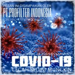 Covid 19 Corona Virus Bag Filter Indonesia  large