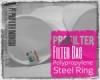 Filter Bag Polypropylene SS Steel Ring Indonesia  medium