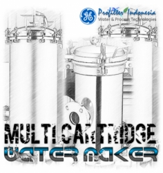 Multi Cartridge Filter Housing SS304 SS316 Indonesia  large
