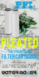 Pleated Polypropylene Filter Cartridge Indonesia  large