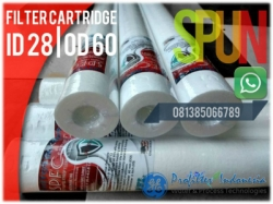 SPFC Spun Polypropylene Filter Cartridge Indonesia  large