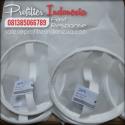 Steel Ring Nylon Bag Filter Indonesia  large