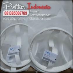 Steel Ring Nylon Bag Filter Indonesia  large