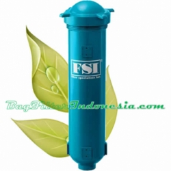 d FSI X100 Polypropylene Housing Bag Filter Indonesia  large